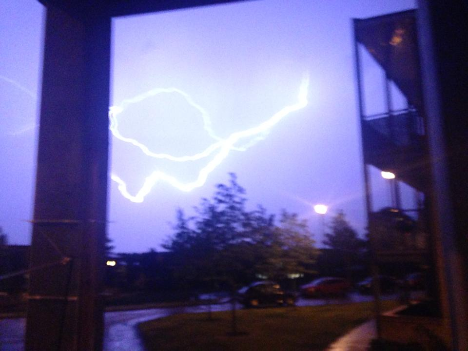 This Is Local London: Greenhithe lightning