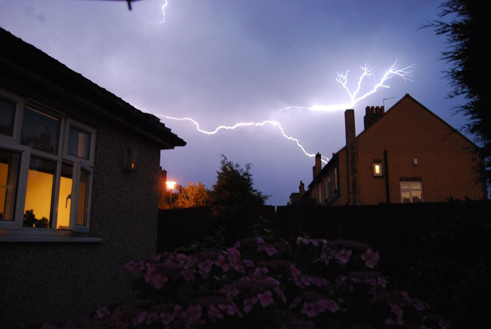 This Is Local London: Bickley lightning