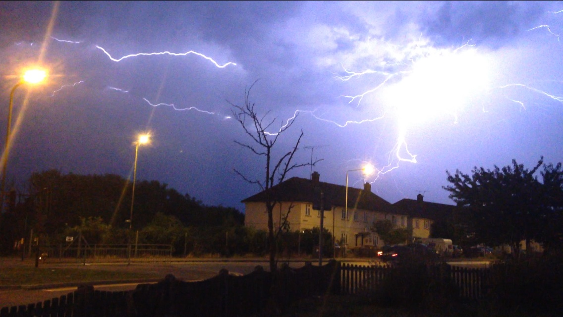 This Is Local London: Friday night lightning