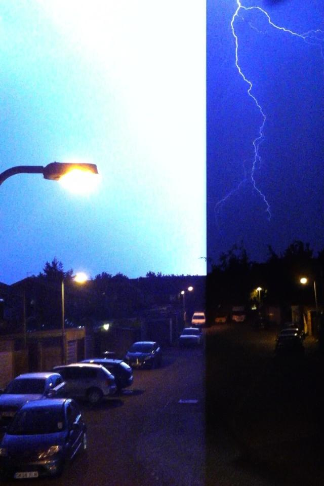 This Is Local London: Gravesend lightning