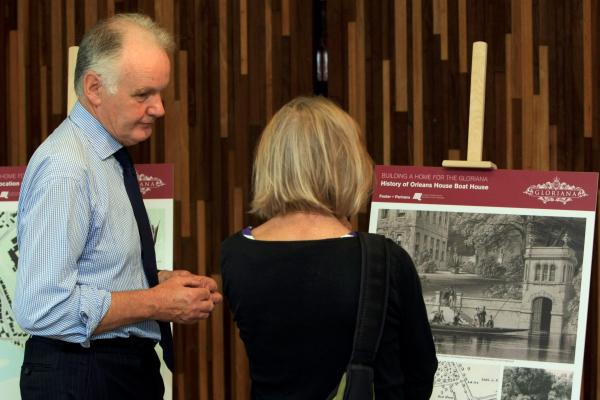 Questions still surround Gloriana boathouse plans