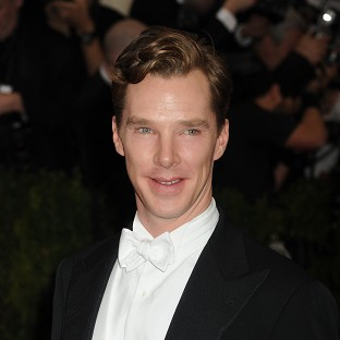 Benedict Cumberbatch will make his debut at Comic-Con