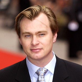 Christopher Nolan has made his Comic-Con debut to talk about Interstellar