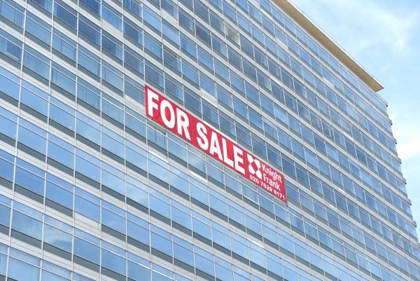 Tolworth Tower is on the market for £45m