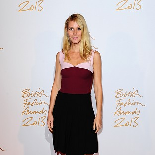 Gwyneth Paltrow was pictured arriving separately to the same event as Chris Martin
