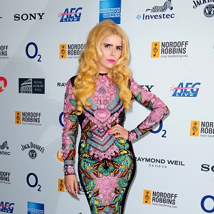 Paloma Faith has laughed off reports that Niall Horan wanted to marry her