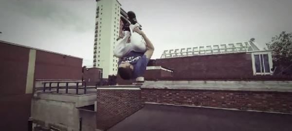 The freerunner's have a different way of looking at Sutton