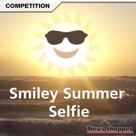 Take a smiley summer selfie for chance to win cash in our competition
