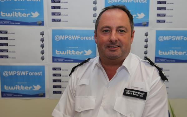 Speaking Out: Borough commander Mark Collins on gangs in Waltham Forest