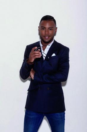 Marcus Collins will be coming to Epsom Playhouse on September 14