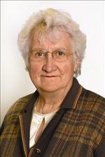 Councillor Nancy Wightman has died
