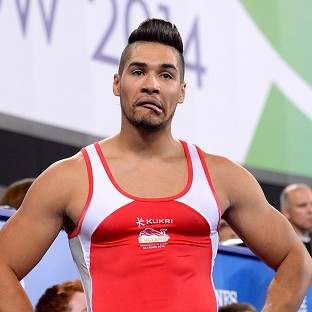 Louis Smith said his life changed completely after he let his training regime slide