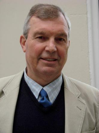 Best chance: Councillor David Marlow