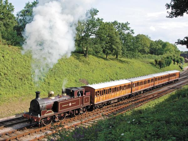 Full steam ahead for historic trip