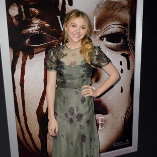 Chloe Grace Moretz has talked about her shared love
