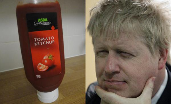 Boris Johnson thinks ketchup should be stored in the cupboard not the fridge, but where do you keep yours?