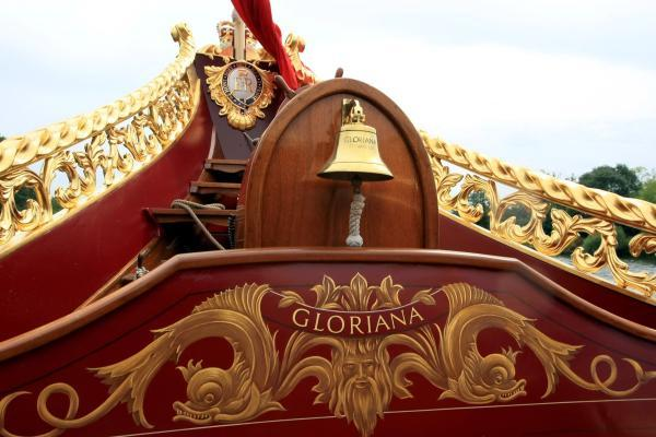 Hope and Gloriana: The much-loved boat and its controversial home