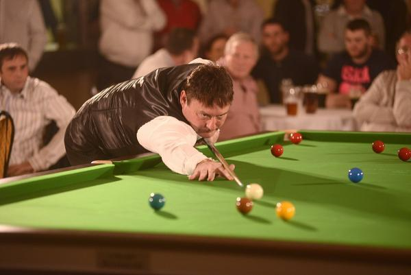 Win the chance to play The Whirlwind Jimmy White