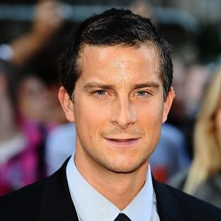 Bear Grylls has been named as TV's top adventurer