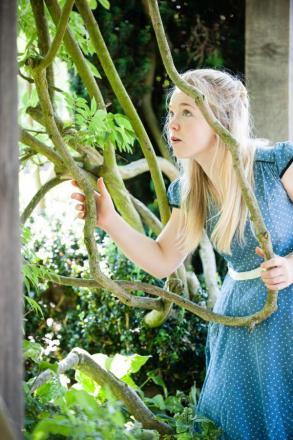 Alice is adapted specially for Walpole Park