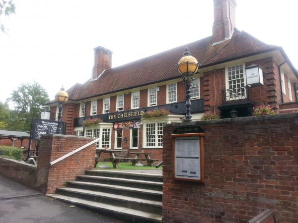PubSpy reviews The Chelsfield, Chelsfield