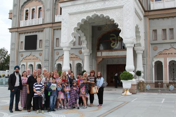 Chernobyl children offered respite in Gravesend