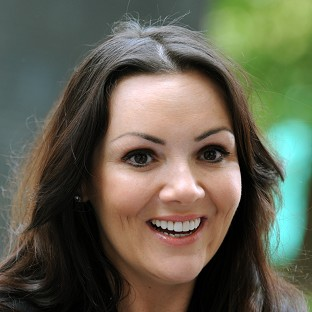 Martine McCutcheon is to become a mum