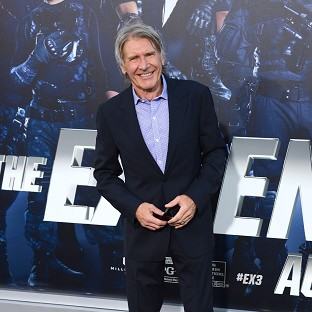 Harrison Ford is among the cast of The Expendables 3