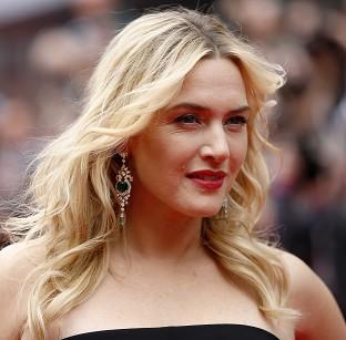 Kate Winslet has told how she suffered from skin problems in early adulthood