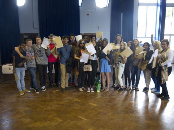 GCSE Results 2014: Epsom and Ewell High School, West Ewell