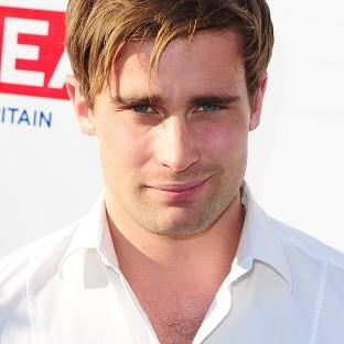 Christian Cooke stars in Witches Of East End
