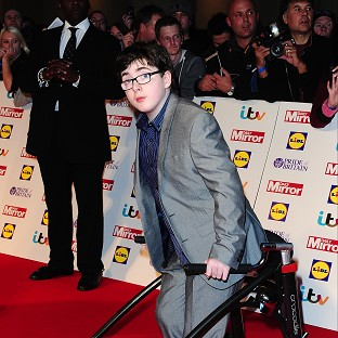 Jack Carroll will play new pupil Dean in Big School