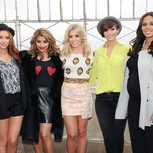 Mollie King, Una Foden, Vanessa White, Rochelle Humes and Frankie Bridge formed The Saturdays in 2008