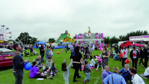 Epsom and Ewell Borough Family Fun Day 2013