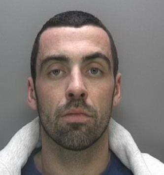 Prolific burglar Anthony Murray has been jailed for five years