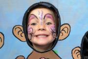 Charity holds cheeky monkeys tea party
