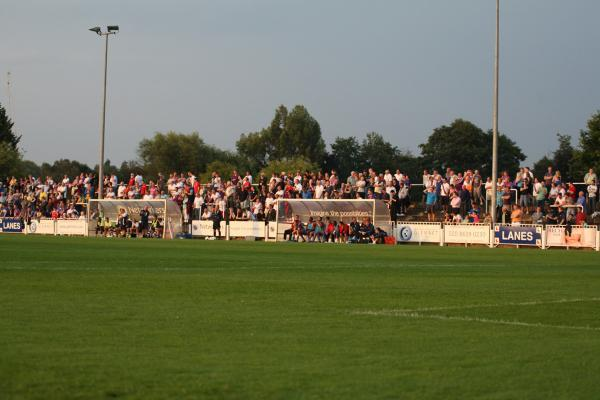 Bromley's Hayes Lane ground will be busier than usual this weekend on Non-League Day. Picture by Edmund Boyden.
