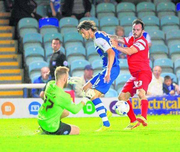 Orient knocked holders Peterborough out of the JPT: Lawrence Lustig