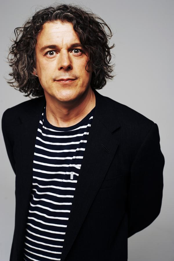 Comedian Alan Davies talks about new show Little Victories, Jonathan Creek and coming to south London