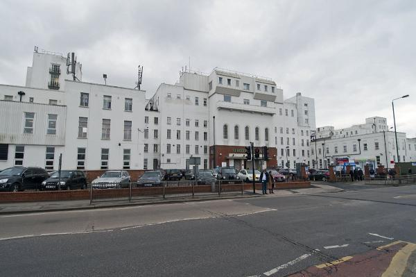 SUTT GREEN St Helier Hospital food given clean bill of health in national survey
