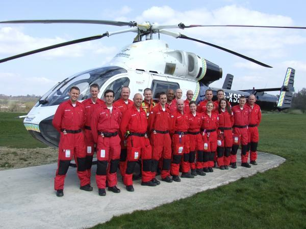 Kent, Surrey and Sussex Air Ambulance Trust appeals for help
