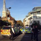 This Is Local London: Police at the scene where a teenager was stabbed to death in south London