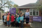 Campaigners at Merton Adult Education
