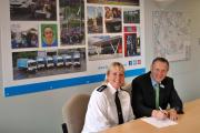 PCSOs to remain in Hertsmere