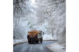 Councils 'ready for icy blasts'