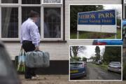 Merok Park Nursing Home, in Banstead, was shut down by the Care Quality Commission