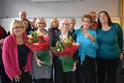 Healthcare volunteers treated to Christmas party as a festive thank you
