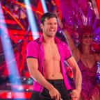 This Is Local London: Mark Wright's chest will be kept under wraps in Strictly final