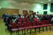 Residents at the Chingford Green and Endlebury ward forum meeting