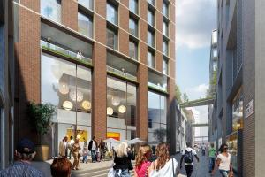New look unveiled for Haven Place at Ealing Broadway